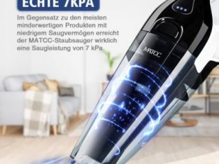 Rechargeable Wet Dry Cordless HEPA Handheld Car Home Vacuum Cleaner