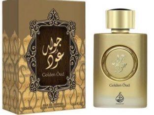 Arabian Oud GOLDEN OUD ARABIAN PERFUME(EDP)100ml