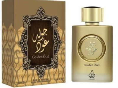 Arabian Oud GOLDEN OUD ARABIAN PERFUME(EDP)100ml