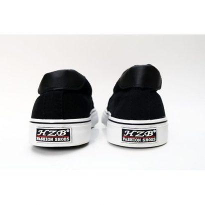 Hzb Mesh Slip On Sneakers – Black