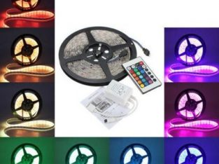 Led Strip Led Tape Light 5 Metres