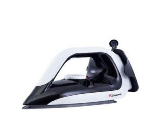 Binatone Dry Iron DI-1255 – White/Black