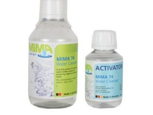 Mima – 74 Water Cleanser – 250ml