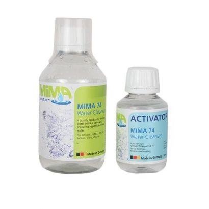 Mima – 74 Water Cleanser – 250ml