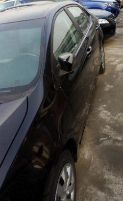 Toyota Corolla 2014 Black