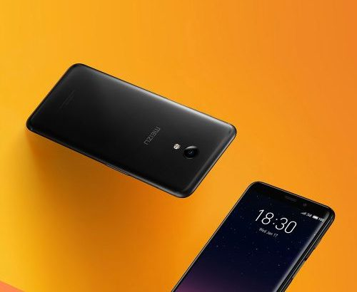 Meizu Global Firmware Meizu M6s Mblu S6 4G LTE Mobile Phone