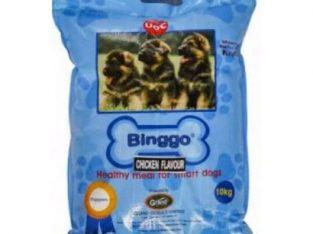 Binggo Dod Food – 10kg