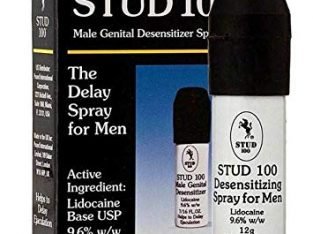 STUD 100 Delay Ejaculation Spray/Desensitizer For Men