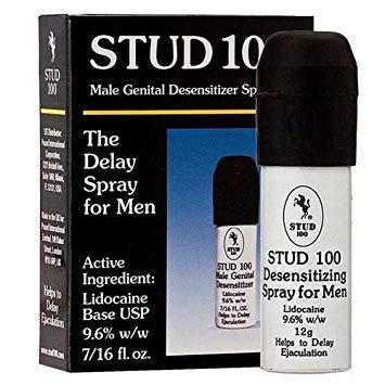 STUD 100 Delay Ejaculation Spray/Desensitizer For Men
