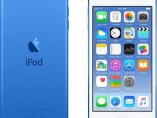 Apple iPod Touch 16GB – Blue – 6th Generation