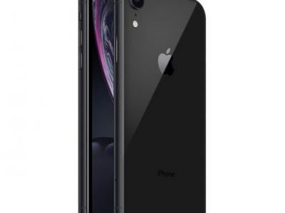 Apple IPhone XR (3GB RAM, 64GB ROM) – Black + Free Pouch