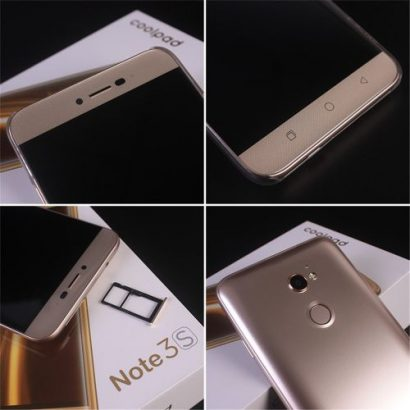 Cool Pad COOLPAD NOTE 3S Y91 3GB RAM 32GB ROM Snapdragon 415 1.3GHz Octa Core 5.5 Inch