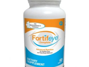 Fortifeye Complete (60 Tablets)