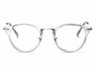 Round Reading Glasses – Grey