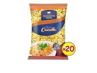 Dangote Twist Cavatto 500g (x20)