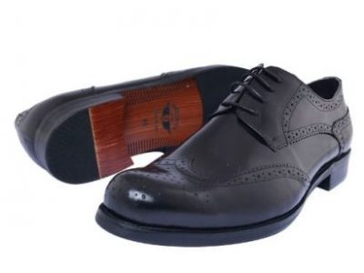 Oxoford Black Shoe