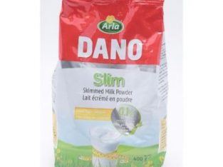 Dano Slim Fat Skimmed Milk Powder – 400g