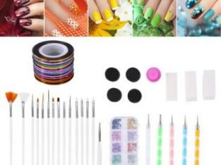 Nail Art Tools Kit Decoration Rhinestone Nail