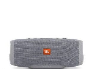 Jbl Charge 3 Waterproof Bluetooth Speaker – Gray