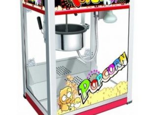 Popcorn Machine – Flat Roof