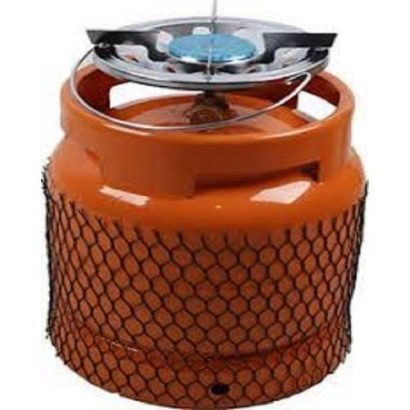Gas 6kg Refillable Camping Gas Cylinder With Stainless Burner