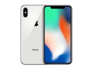 IPhone X – 5.8″ – Super AMOLED – 3GB RAM – 64GB ROM – 12MP + 12MP + 7MP – 4G LTE Smartphone –