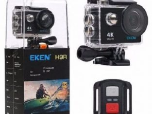 Eken H9r 4k Action Camera Wifi Sports Cam + Remote Control