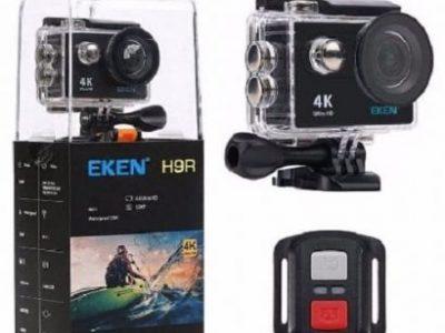 Eken H9r 4k Action Camera Wifi Sports Cam + Remote Control