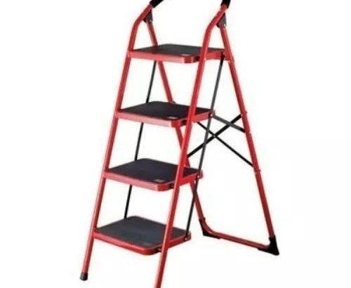 4-step Household Tread Step Ladder