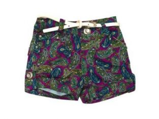 Girls' Bumper Short
