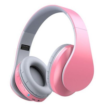 Gvanca G1 Multitouch Wireless Bluetooth5.0 Headphone-Pink
