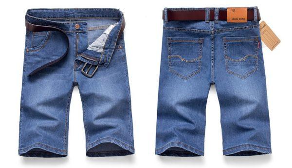 Elasticity Cowboy Shorts The Trousers Men's Wear