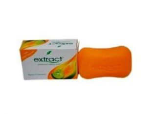 Extract Whitening Herbal Soap – Papaya Calamansi