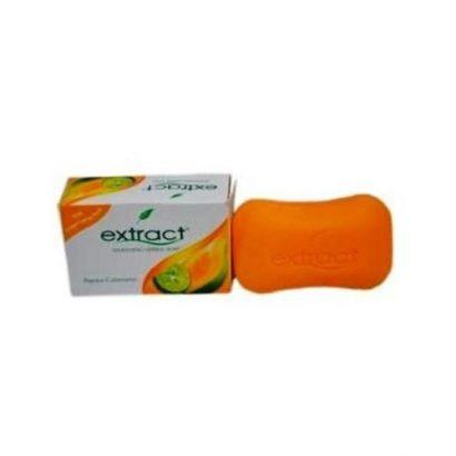 Extract Whitening Herbal Soap – Papaya Calamansi