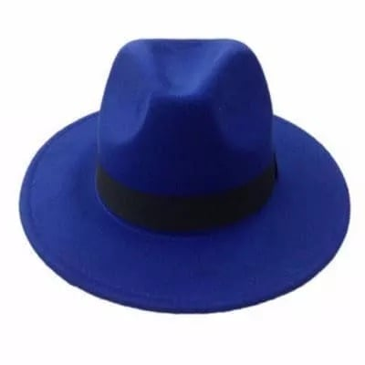 Foreign Quality Men's Fedora Hat