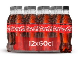 Coca-cola Coke Zero 60 CL (X12