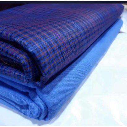 Checkers & Senator Materials – Blue