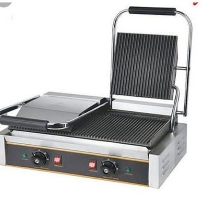Electric Shawarma Toaster Double Chamber