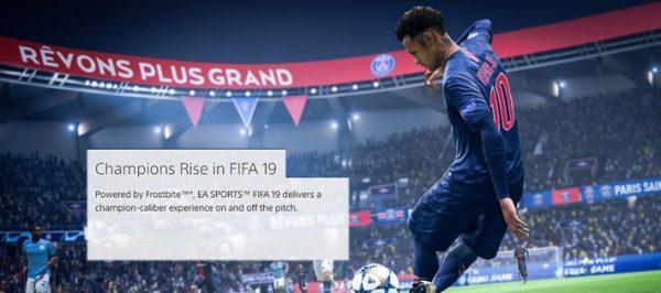Ea FIFA 19 – Standard – PlayStation 4
