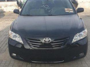 Toyota Camry 2008 Black