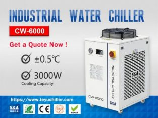 Industrial Water Cooler CW-6000