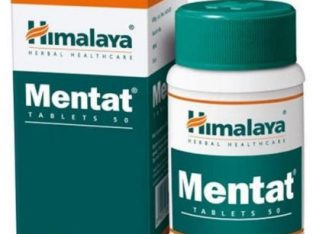 Himalaya Mentat Tablet For Memory And Learning Disorder, Parkinson's Disease