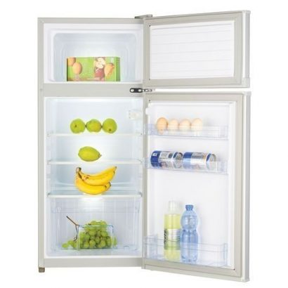 Haier Thermocool Double Door Fridge – HRF 95EX (BF 18)- Silver