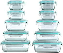 Take Away Plastic Packs And Freezer Safe Food Containers- 100pcs