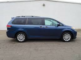 Toyota Sienna 2008 XLE Limited Blue