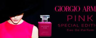 Giogio Pink EDP For Her – 100ml
