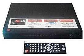 LG Powerful DVD Player Dv 505 With Last Memory-PERFECT