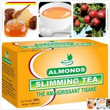 Almond Slimming Tea 20 Tea Bags