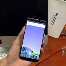 BLUBOO S8 Mobile Phone 5.7 Inch Bezel-less 18:9 1440*720