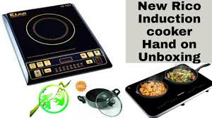 Rico Induction Cooker With Free Vessel